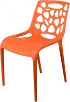 Стул Мебельные компоненты Ice (оранжевый) -