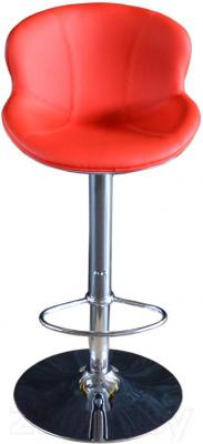 Стул Мебельные компоненты Morgan (красно-белый) - общий вид