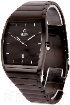 Часы мужские наручные Obaku V142GBBSB