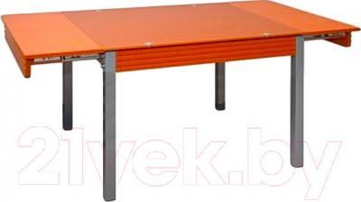 Обеденный стол Мебельные компоненты Topic (оранжевый)