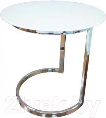 Журнальный столик Мебельные компоненты Charli (белый)