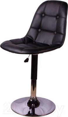 Стул Мебельные компоненты Comfort (чёрный) - общий вид