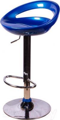 Стул Мебельные компоненты Mila (голубой) - общий вид