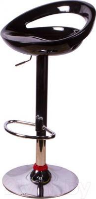 Стул Мебельные компоненты Mila (чёрный) - общий вид