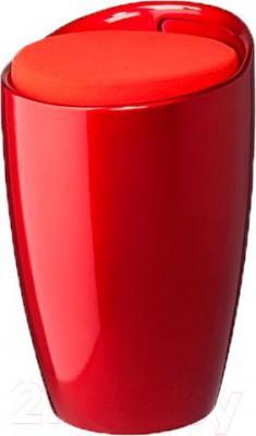 Банкетка Мебельные компоненты Dolche (красный)