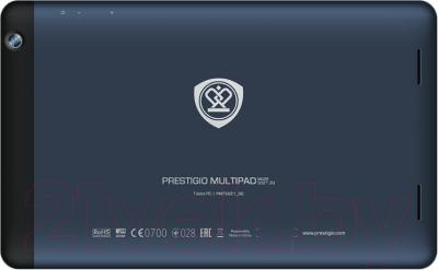 Планшет Prestigio MultiPad Muze 5021 8GB 3G (PMT5021_3G_CIS) - вид сзади