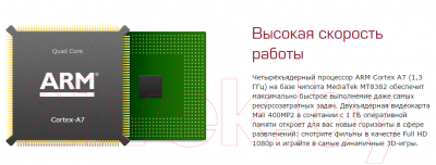 Планшет Prestigio MultiPad Muze 5021 8GB 3G (PMT5021_3G_CIS)