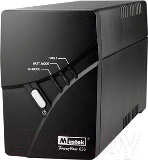 ИБП Mustek PowerMust 636 New - общий вид
