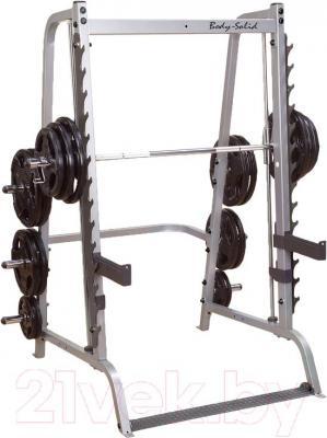 Силовой тренажер Body-Solid GS348Q - общий вид