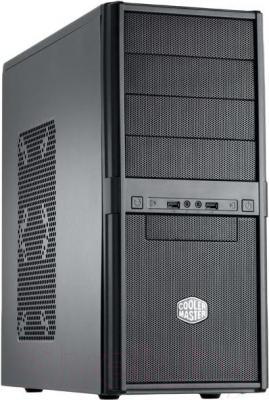 Системный блок HAFF Maxima I32441065TC50DWP8SL - общий вид