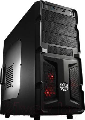 Игровой компьютер HAFF Maxima I377810762C50DWP8SL - общий вид