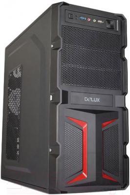 Системный блок HAFF Optima A46041073D45DWP8SL - общий вид