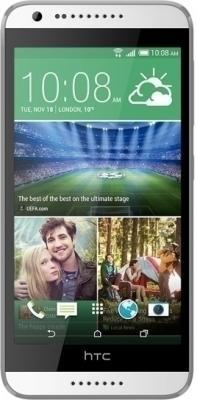 Смартфон HTC Desire 620G Dual (белый-светло серый)