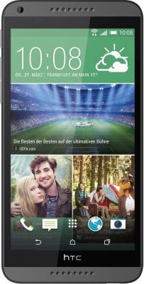 Мобильный телефон HTC Desire 816G Dual (серый)