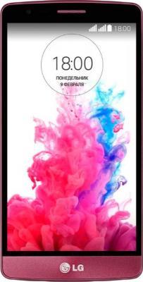 Смартфон LG G3 S mini Dual / D724 (красный) - общий вид