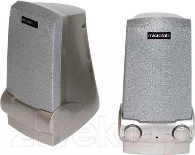 Мультимедиа акустика Microlab B58 - общий вид