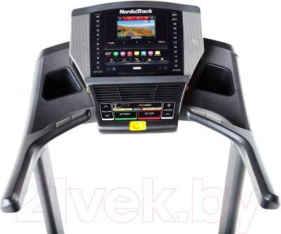 Электрическая беговая дорожка NordicTrack Pro 3000 (NETL30713) - панель управления