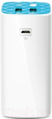 Портативное зарядное устройство TP-Link TL-PB10400 - вид спереди