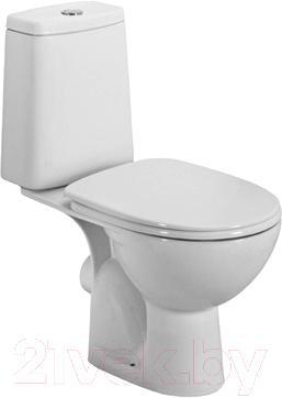 Унитаз напольный Colombo Акцент скандинавский Standard 1 (чаша+бачок+сиденье) - общий вид