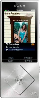MP3-плеер Sony NWZ-A17S (64Gb) - общий вид