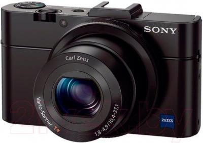 Компактный фотоаппарат Sony DSC-RX100M2 - общий вид