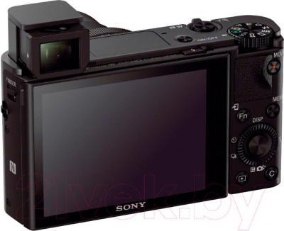 Компактный фотоаппарат Sony DSC-RX100M3 - общий вид