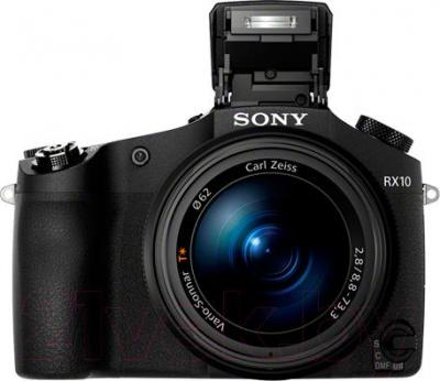 Компактный фотоаппарат Sony DSC-RX10 - вид спереди