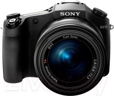 Компактный фотоаппарат Sony DSC-RX10 - общий вид