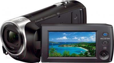 Видеокамера Sony HDR-PJ410B - общий вид