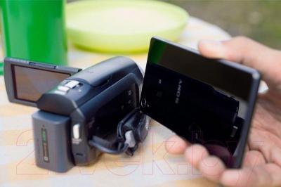 Видеокамера Sony HDR-PJ410B - технологии Wi-Fi и NFC