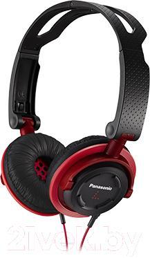 Наушники Panasonic RP-DJS150E-R - общий вид