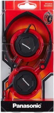 Наушники Panasonic RP-DJS150E-R - упаковка
