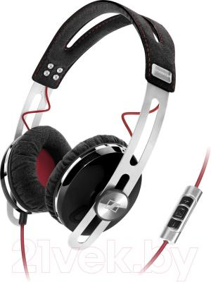 Наушники Sennheiser Momentum On-Ear (Black) - общий вид