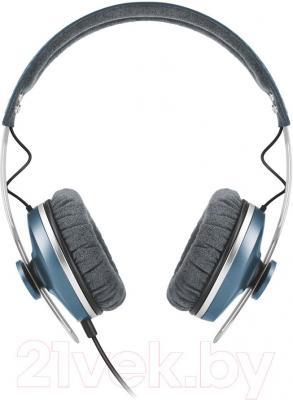 Наушники Sennheiser Momentum On-Ear (синий) - общий вид