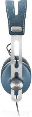 Наушники Sennheiser Momentum On-Ear (синий) - вид сбоку