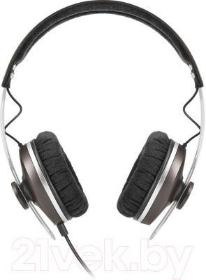 Наушники Sennheiser Momentum On-Ear (коричневый) - общий вид