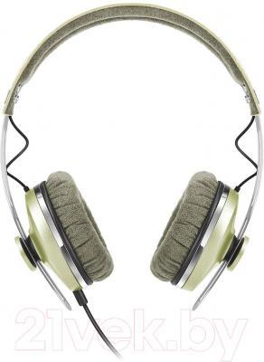 Наушники Sennheiser Momentum On-Ear (зеленый) - общий вид
