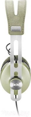 Наушники Sennheiser Momentum On-Ear (зеленый) - вид сбоку
