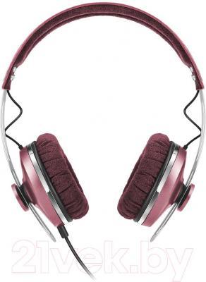 Наушники Sennheiser Momentum On-Ear (розовый) - общий вид