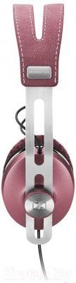 Наушники Sennheiser Momentum On-Ear (розовый) - вид сбоку