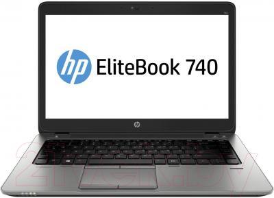 Ноутбук HP EliteBook 740 G1 (J8Q61EA) - общий вид