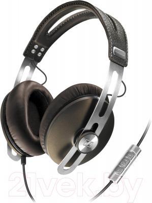 Наушники Sennheiser Momentum Over The Ear (коричневые) - общий вид