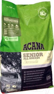 Корм для собак Acana Senior Dog (13 кг) - общий вид