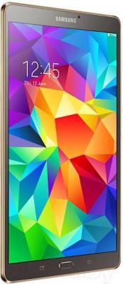 Планшет Samsung Galaxy Tab S 8.4 16GB / SM-T700 (титан) - вполоборота