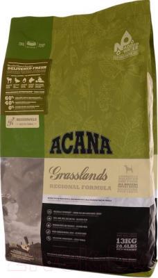 Корм для собак Acana Grasslands с ягненком беззерновой (13 кг) - общий вид