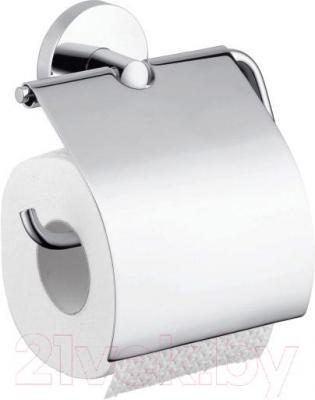 Держатель для туалетной бумаги Hansgrohe Logis 40523000 - общий вид
