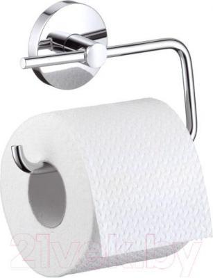 Держатель для туалетной бумаги Hansgrohe Logis 40526000 - общий вид