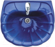 Умывальник Colombo Орхидея R S18115872 (бело-фиолетовый) -