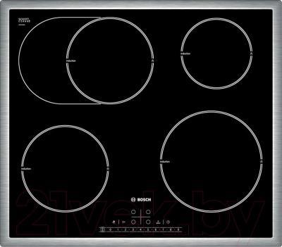 Индукционная варочная панель Bosch PIB645F17E - общий вид