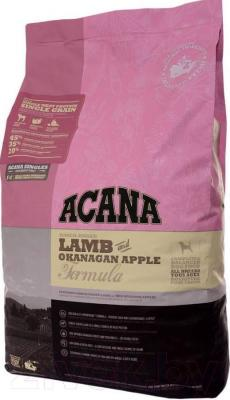 Корм для собак Acana Lamb & Okanagan Apple (18 кг) - общий вид